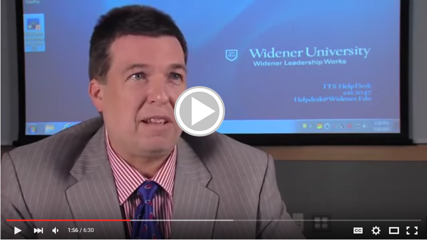 Dr. Mathias Kirchmer at Widener