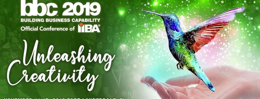 Building Business Capability Conference 2019