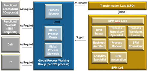 Process Governance Organization