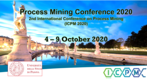 Achieving Process Excellence through Data-driven Process Optimisation and Process Mining | 4-9th October 2020